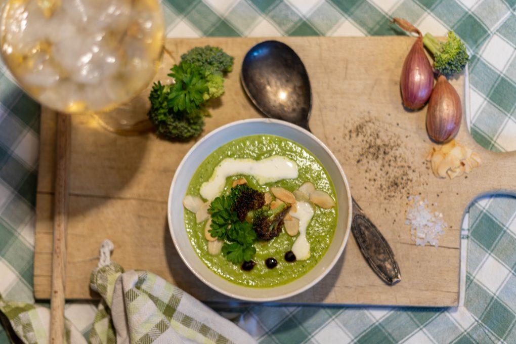 Brokkoli Suppe 4