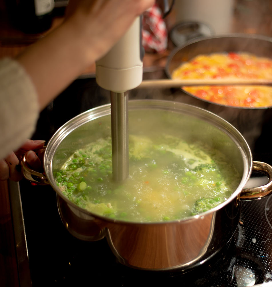 Brokkoli Suppe 2