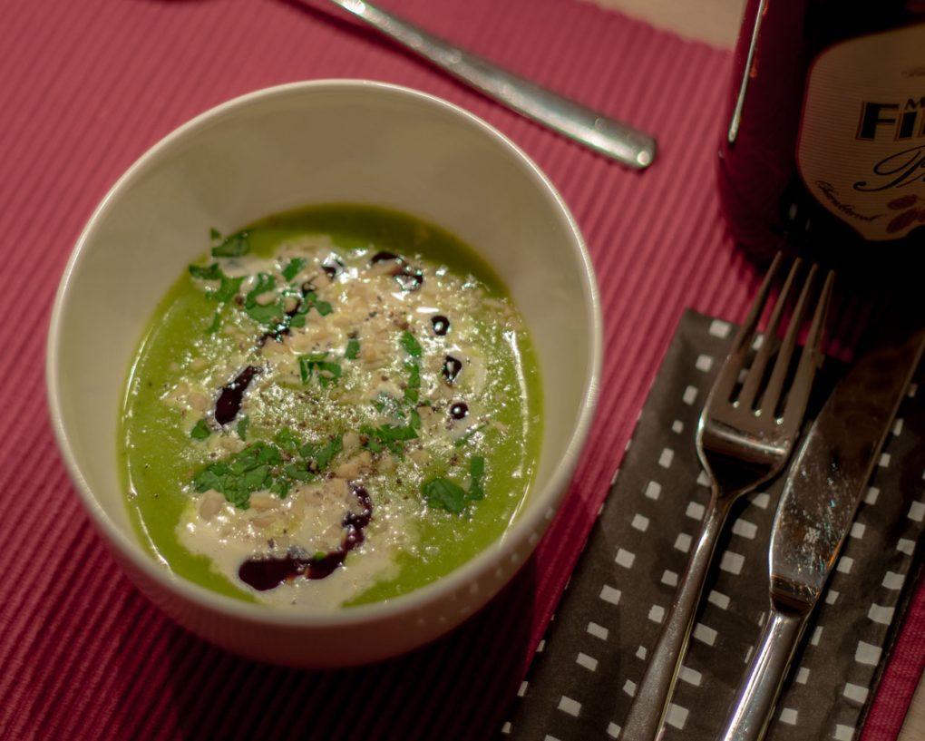 Brokkoli Suppe - Einfach köstlich