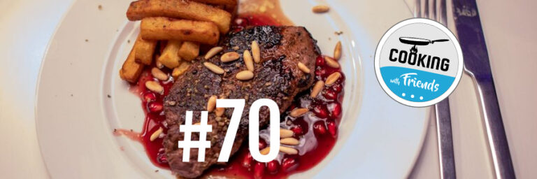 Cooking with Friends #700 (0)
