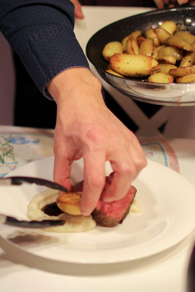"""Alexander Herrmann """"zu Gast"""" bei Cooking with Friends 12"""